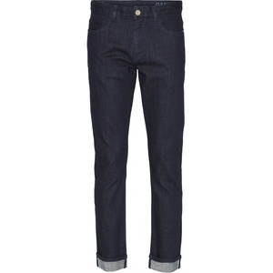 Selvedge Jeans Regular Straight - Oak blue rinse - KnowledgeCotton Apparel
