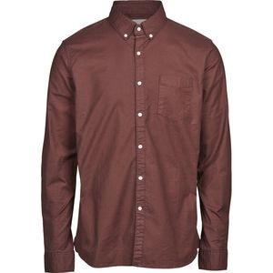 Oxford-Hemd - Stretched oxford shirt - GOTS/Vegan - KnowledgeCotton Apparel
