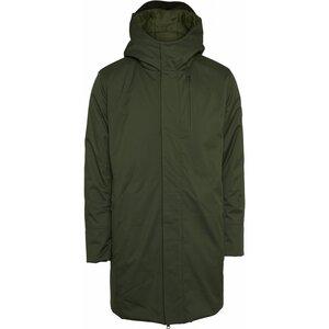 Winterparka - Long Soft Shell Jacket - KnowledgeCotton Apparel