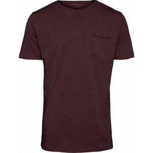 T-shirt mit Brusttasche - KnowledgeCotton Apparel