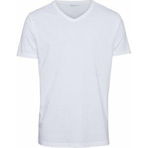 T-shirt - Basic Regular fit V-Neck Tee - GOTS/Vegan - KnowledgeCotton Apparel