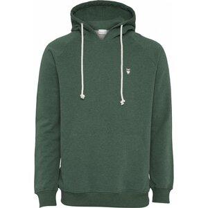 Sweatshirt - ELM Small Owl Hoodie Sweat - GOTS/Vegan - KnowledgeCotton Apparel