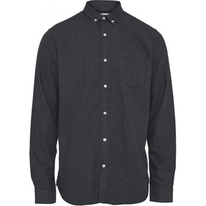 Hemd - Zig-zak shirt /Vegan - KnowledgeCotton Apparel