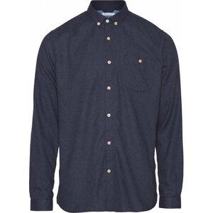 Flannelhemd- Melange Effect Flannel Shirt - GOTS/Vegan - KnowledgeCotton Apparel