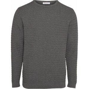 Strickpullover - Small Diamond Knit - GOTS/Vegan - KnowledgeCotton Apparel