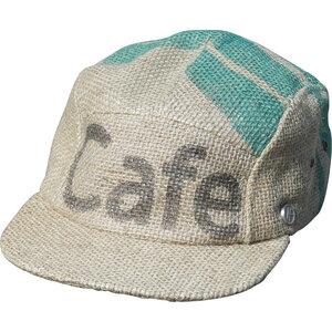 Basecap Café Ristretto aus Kaffeesack - ReHats Berlin