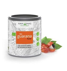 Bio Guarana Pulver 100g - Amazonas Naturprodukte