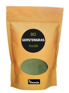 Bio Gerstengras Pulver 500 g - Hanoju