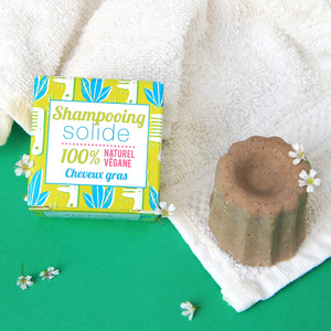 Festes Shampoo May Chang - Lamazuna