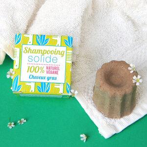 Festes Shampoo May Chang - Lamazuna