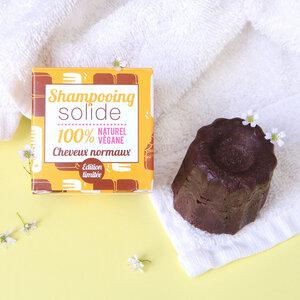 Festes Trockenshampoo Schokolade - Lamazuna