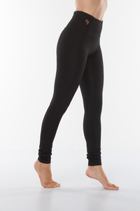 Yoga Leggings mit Bambus Satya – Active Yoga Wear - Urban Goddess