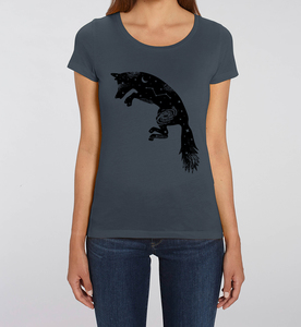 Sternbild Fuchs - Frauenshirt - Róka - fair clothing