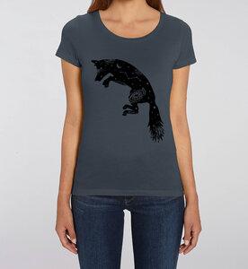 Sternbild Fuchs - Frauenshirt - Róka - fair clothing