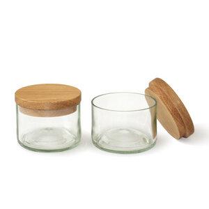 Salz- und Kräuterdosen - Side by Side
