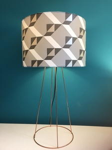 Tischleuchte geometrical art - my lamp