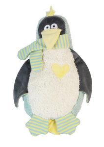 """Spieluhr """"Pinguin"""" 100 % Baumwolle aus kontroliert biologische Anbau. - PAT & PATTY"""