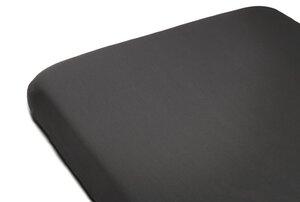 Bio-Spannbettlaken VIVO Edel-Satin - 200x200 cm - NATUREHOME