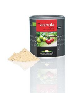 Bio Acerola Fruchtpulver 100g - Amazonas Naturprodukte