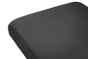 Bio-Spannbettlaken VIVO Edel-Satin - 100x200 cm   - NATUREHOME
