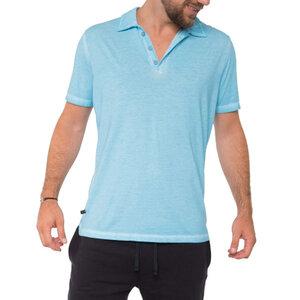 Herren Polo-Shirt Bio-Baumwolle/Modal - Erdbär