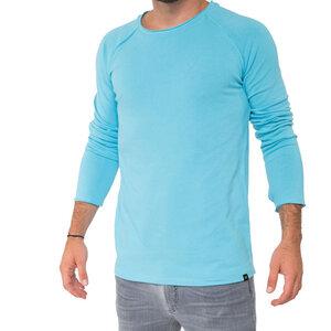 Herren Langarm-Shirt - Erdbär