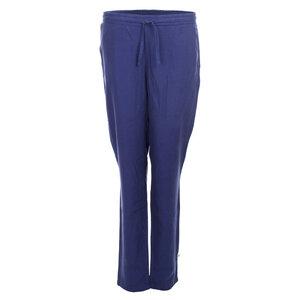 Tencel Hose - Pants Naomi Navy Blue Tencel Woven - OY-DI