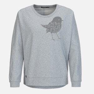 Sweatshirt Slack Animal Big Bird - GreenBomb