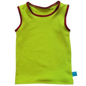 Tanktop Uni mit Miniringeln - bingabonga®