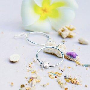 Ohrring Seestern - Rella Designshop