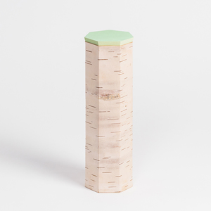 Spaghettidose / Vorratsdose aus Birkenrinde - Tuesa T7: ø9x30cm - MOYA Birch Bark