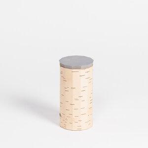Müslidose / Vorratsdose aus Birkenrinde - Tuesa T13: ø9x17cm - MOYA Birch Bark