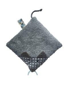 """Wärmekissen """"Maus"""",100 % Baumwolle aus kontrolliert biologischem Anbau - PAT & PATTY"""
