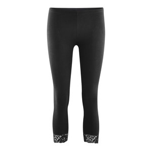 Damen 7/8 Leggings mit Spitze GALINA - Living Crafts