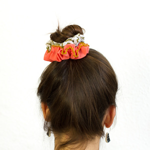 Gangu Haargummi - Scrunchie - Upcycled - Project Três