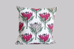 Kissenbezug King Protea 50 x 50cm - a Love Supreme