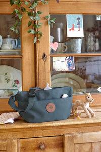 Lässig Kinderwagentasche - Buggy Bum Bag Adventure 3 Farben wählbar NEU 2019 - Green Label - Lässig