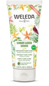 Weleda Summer Garden Shower - Weldeda