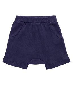 Baby Shorts dunkelblau u. rosa pink Biologisch - sense-organics