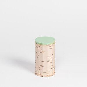 Gewürzdose / Vorratsdose aus Birkenrinde - Tuesa TN13: ø9x13,5cm - MOYA Birch Bark