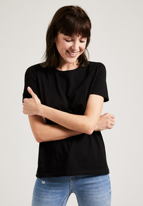 Damen T-Shirt aus Biobaumwolle, GOTS zertifiziert - PHYNE
