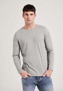 Herren Langarmshirt aus 100% Biobaumwolle - GOTS - PHYNE