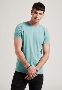 Herren Rundhals T-Shirt aus Biobaumwolle, GOTS - PHYNE
