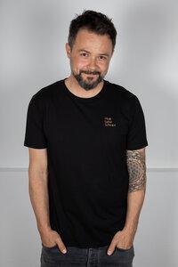 Shirt Musik Liebe Schnaps  - ALMA -Faire Streetwear & Schmuck-