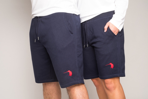 Short Stitch Sweatpant - REDNIB