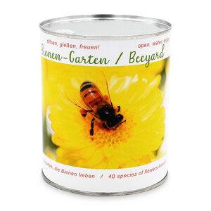 Bienengarten mit 40 verschiedene Blumensorten für Bienen und Insekten - MacFlowers