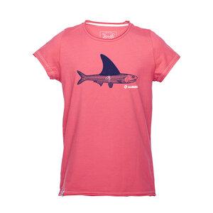 Sharkdine Mädchen T-Shirt pink - Lexi&Bö