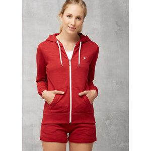 Damen Sweat-Jacke mit Kapuze - recolution