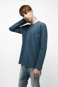 KALIMARIX, Bio Longsleeve für Männer - Green-Shirts
