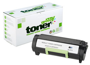 my green toner für Lexmark MS 410 - my green toner MS510/610 HC